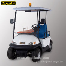 2 seater electric Ambulance vehicle golf cart ambulance for sale