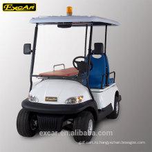 2 местный электрический автомобиль скорой медицинской помощи для гольфа тележка машины скорой помощи для продажи
