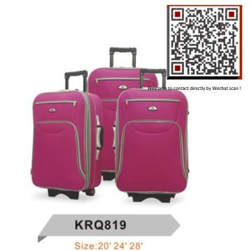 Cheap EVA Outside Trolley Luggage Factory (KRQ819)