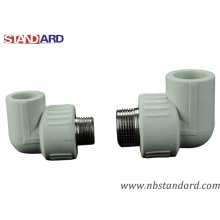 PPR Elbow Male/PPR Fitting/Thread Fitting/Male Thread/PPR Pipe