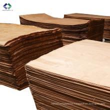 4*8ft okoume veneer plywood surface veneer