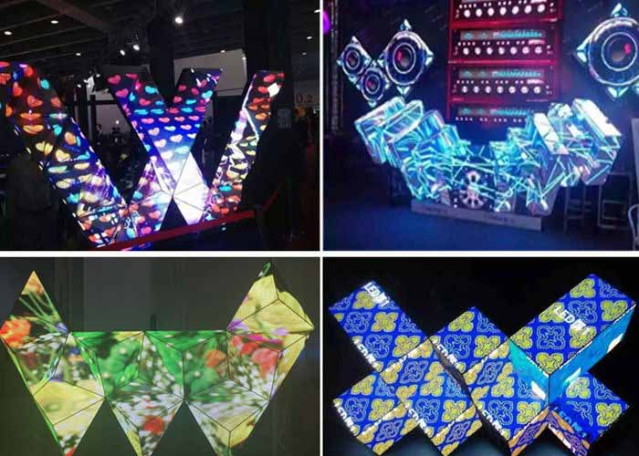 wide view angle high gray scale led display