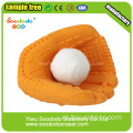 3D Geel Catcher Matt Shaped Eraser