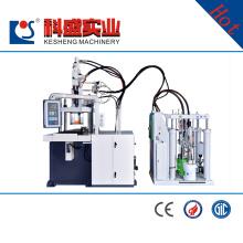 Machine universelle de moulage par injection de caoutchouc silicone