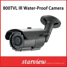 800tvl IR Waterproof CCTV Bullet Caméra de sécurité (W26)