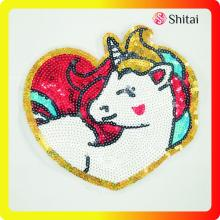 Hot sale OEM patch sequin berkualiti tinggi