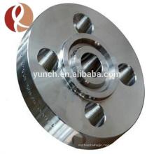 Astm B381 High Quality F2 Titanium Flange Titanium Welding Neck Flange