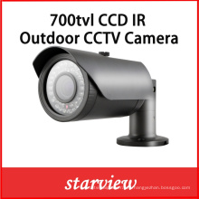 700tvl Sony exterior IP66 IR bullet seguridad CCTV CCD cámara