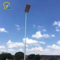 60w Luz de calle integrada todo en uno solar
