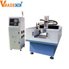 machine for engraving and milling aluminum brass