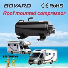 Quantité importante économiser espace d'installation compresseur horizontal avec R407c pour limousine vanité de toit air conditionné