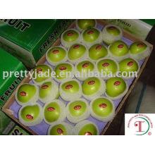 Manzana verde fresca