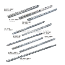 specialed PET screw for injection machine