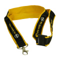 Stain Polyester promotional Lanyard with binding