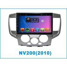 Android System Auto DVD GPS Navigation für Nissan Nv200 mit Bluetooth / TV / WiFi / USB