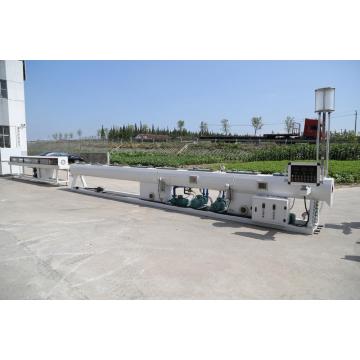 Linha de produção de extrusão de 4 camadas de tubo PPR