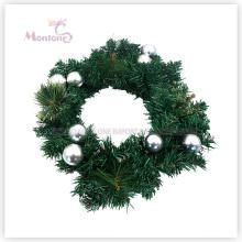 Dia38 X-Mas Pendant Ornaments Artificial Christmas Wreath