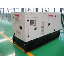 100kVA / 80kw Известный дизельный генератор беззвучного генератора с двигателем Perkins