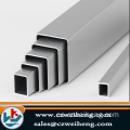 China Ms Square tubes / Construct pipeQ235 / Q345 / SS400 Square Section hueco ASTM A500 EN DUBAI