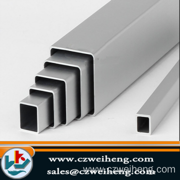 China Ms Square tubes/Construct pipeQ235/Q345/SS400 Square Hollow Section ASTM A500 IN DUBAI