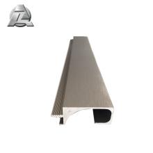 China Fabricantes de perfil superior de alumínio de extrusão G