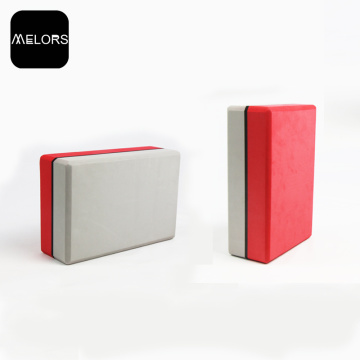 Melors EVA Foam Exercise Yoga Fitness Block
