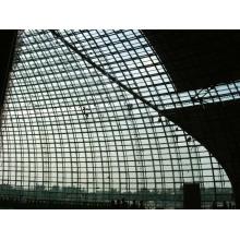 Kundengebundene Einkaufszentrum-Baustahl-Raum-Binder-Struktur