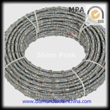 Quarry Diamond Wire Sierra de máquina