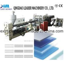 Máquina de fabricación de láminas / hoja de Lexan