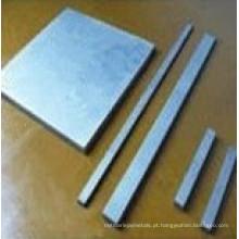 Carboneto de tungstênio para vários tamanhos e formato de placas em branco