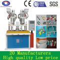 Máquinas de moldeo por inyección de plástico multicolor