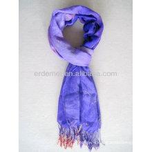 Fashion butterfly designer hijab scarf