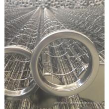 Gaiola De Saco De Filtro De Aço Inoxidável Fabricante