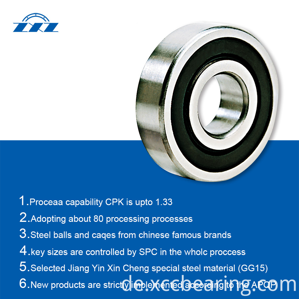 Elevator Bearings Idle Sheave Bearings Structure