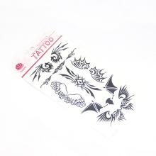 Etiqueta provisória impermeável do tatuagem do projeto elegante da transferência da arte do corpo da etiqueta