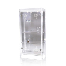 Clear Acrylic Display Stand with 3 Floors for Tea Set