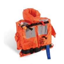 Solas approved lifejacket for kids