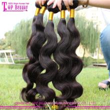 Reines Haar des russischen reinen Haares des Verschiffens der Güte 7a, das schnellen russischen reinen Haargroßverkauf nimmt, nehmen paypal reines russisches Haar an
