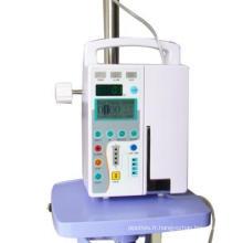 Prix d'usine de pompe à injection d'infusion, instrument de pompe à perfusion
