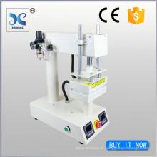 T-shirt pneumatique automatique à bas prix logo Machine à imprimer