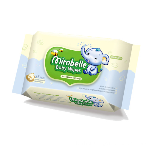 Custom Best Flushable für Baby Wet Wipes