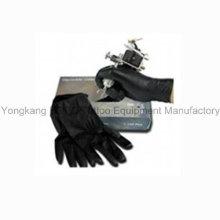 Suministros de tatuaje profesional desechables guantes de látex Hb1004-26