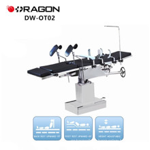 DW-OT02 Electric folding operating table,Head Controlled made in china