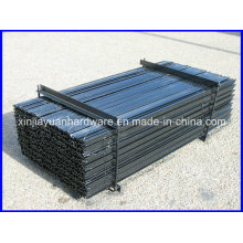 Australian Standard Black Bitum Y Shaped Fence Post