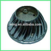 Qualitativ hochwertige Würfel Gießen Gehäuse für Lampenschirm