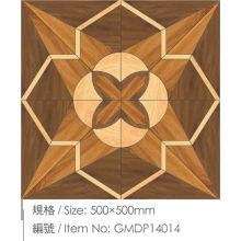 Suelo de madera laminada y laminada clásica de mejor grano