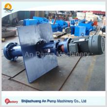 Bomba de sucção resistente à corrosão química de aço inoxidável