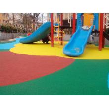 Granulat en caoutchouc EPDM pour types de surfaces sportives