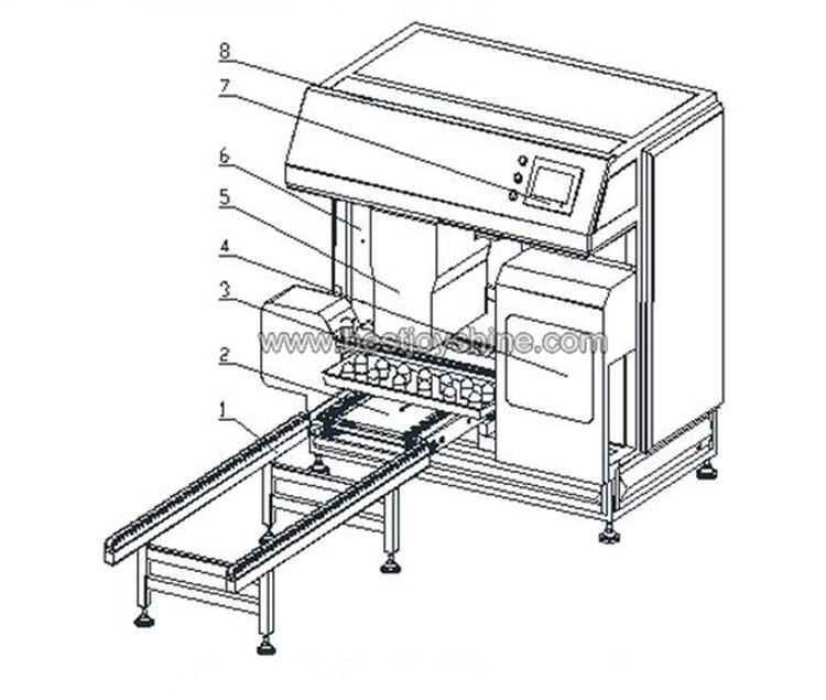 square bun plate machine