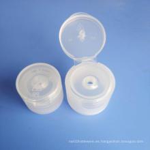 tapa de plástico tapa de plástico tapa de botella de plástico tornillo tapa de filp